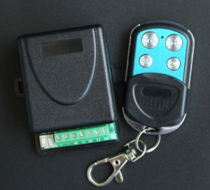 Universal Remote Control Set Can Learn Fixed Code, Learning Code and Part of Rolling Code 315 or 433MHz pictures & photos