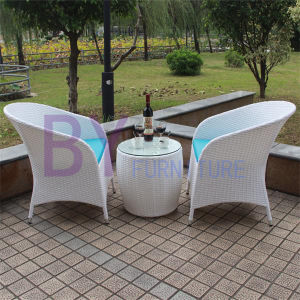 PE Rattan Furniture Court Chair Set