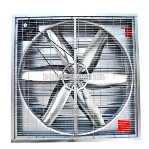 48′′ Cooling Fan, 48′′ Ventilating Fan Application in Garment Workshop. pictures & photos
