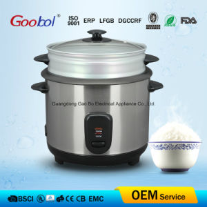 Ss Body Stainless Steel Rice Cooker pictures & photos