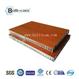 Aluminium Honeycomb Panel for Facades and Roofs pictures & photos