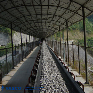 Top Quality Rip Stop Conveyor Belt with Steel Breakers pictures & photos