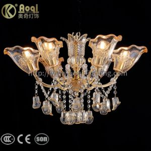 China Newest European Iron Crystal Chandelier Lights - China ...