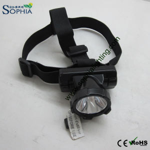 2016 Best Seller Rechargeable LED Head Lamp 1W