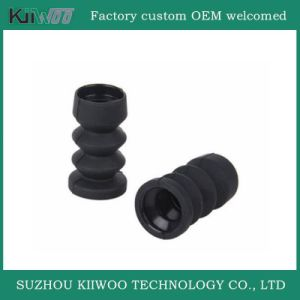 Auto Spare Parts Flexible Shock Absorber Silicone Rubber Straight Bellows