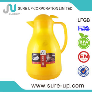 Promotion Factory Price Plastic Body Glass Liner Coffee Thermos Jug pictures & photos