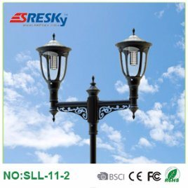 China Solar Light Outdoor Lighting Landscape with Best Quality and Low Price