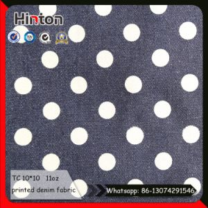 High Quality Small Order Printed Jean Fabric for Hats pictures & photos