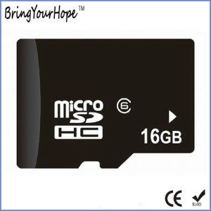Real 16GB Hc Class 10 Micro SD Card (16GB TF) pictures & photos