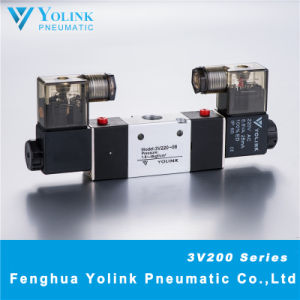 3V210 Series Pilot Operated Solenoid Valve pictures & photos