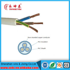 3 Core Flexible PVC Overhead Cable pictures & photos