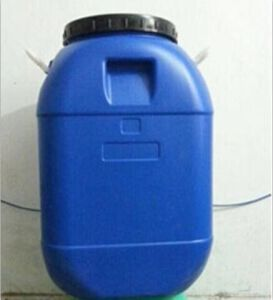 60L HDPE Plastic Drum For Chemical Storage