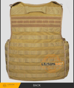 Ballistic Vest Kevlar or Tac-Tex and Bullet Proof Vest Has Passed USA HP Lab Test pictures & photos