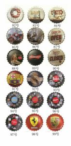 Metal Sin Beer Bottle Cap Wall Hanging Decorative Tin Crown Caps pictures & photos