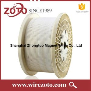 ISO Approved Insulated Magnet Wire Nomex Paper Copper Flat Covered Wire