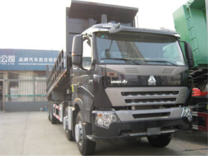 Sinotruk 30 Ton Load Tipper with Hyva Cylinder pictures & photos