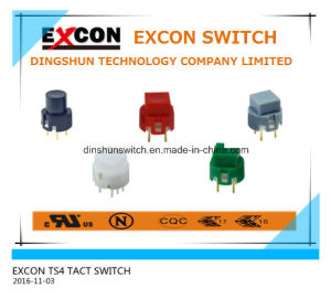 Excon Ts4 Tact Water-Proof and Anti-Corrosion Switch