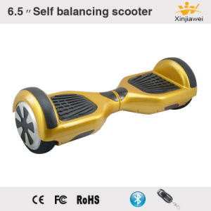 Newest Design 2 Wheel 6.5inch Self Balancing Electric E-Scooter pictures & photos