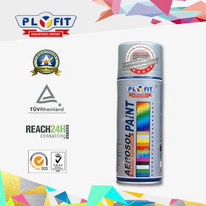 Automotive Paint Brand Plyfit Chrome Spray Paint for Car
