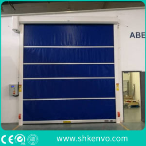 PVC Fabric Rapid Roll up Door for Food Factory & China PVC Fabric Rapid Roll up Door for Food Factory - China Rapid ...