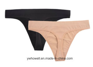 Women′s Intimates Briefs Tangas Ladies Panties Thongs