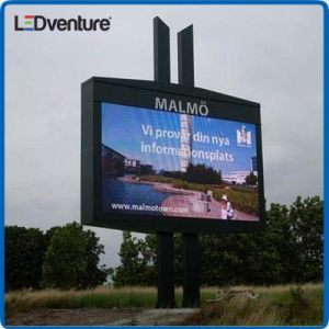 P10 Publicidad Outdoor La Pantalla LED Gigante Servicio Fronte pictures & photos
