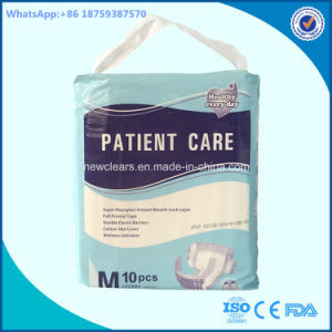 Wholesale Disposable Adult Diaper Manufacturer for Old People Hospital pictures & photos