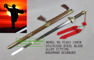Taichi Swords Chinese Swords Martial Arts Swords Tc003 pictures & photos