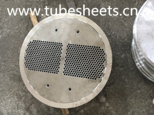 Heat Exhanger Stainless Steel Tube Sheet