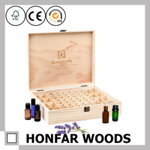 Big Size Wooden Essential Oil Box Wooden Storage Box