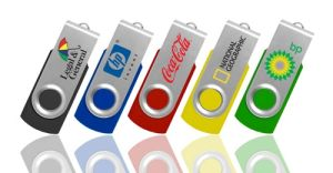 Swivel USB Drive with Blister Packing pictures & photos