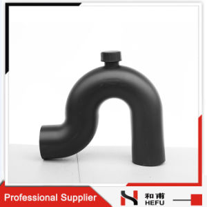 Water Weldable Coupling Pumbing HDPE Plastic Pipe Fittings pictures & photos