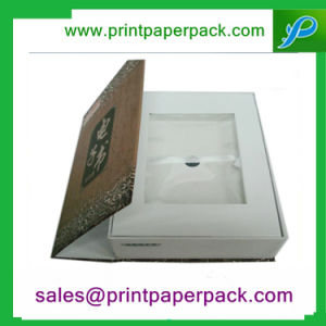 Colorful Printed Paper Gift Box Cosmetic Box Hair Extention Packaging Box pictures & photos