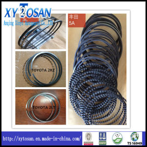 Piston Ring for Toyota 2rz 2lt 3L 5A pictures & photos
