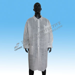 Paper Medical Gowns Surgical Clothing Doctor′s Uniform pictures & photos