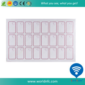 Best Selling PVC Hf S50 RFID Smart Card Inlay pictures & photos