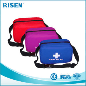 Nylon Waterproof Small Size Sport First Aid Kit pictures & photos