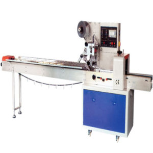 Automatic Biscuit Chocolate Bread Instant Noodles Pillow Flow Packing Machine (HFT-W250)