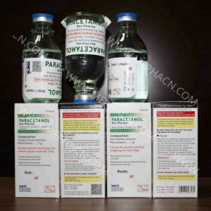 Paracetamol Infusion pictures & photos