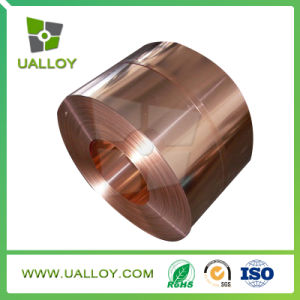 Manganin Tape Manganese Copper Resistance Strip 6j13 for Ammeter pictures & photos