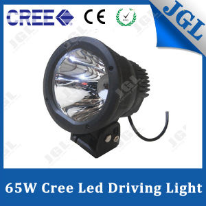 Super Single Beam 65W CREE LED Driving Light Auto Car
