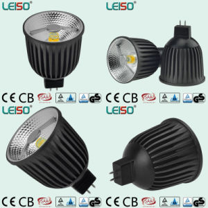 LED Spotlight with Scob Patent Light Source pictures & photos