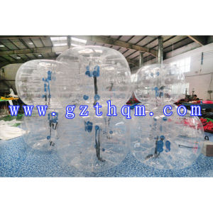 0.8mm PVC / TPU Adult Bumper Balls / Sports Football Inflatable Bumper Ball pictures & photos