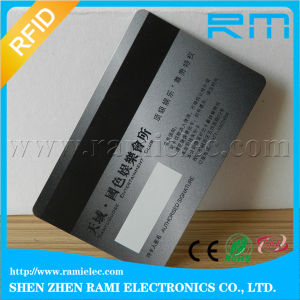 Cmyk Printing PVC Magnetic Membership Card VIP Card Business Card