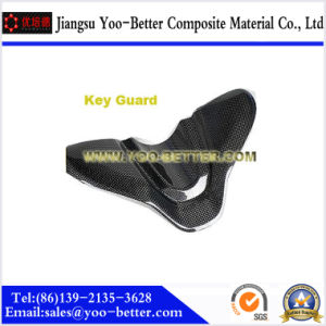 Carbon Fiber Motorcycle Parts for Key Guard