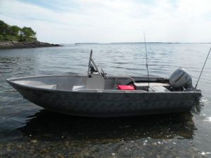Beautiful Aluminium Fishing Boats (OVS6-20) pictures & photos
