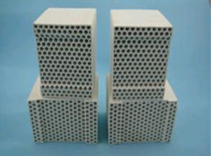 Cordierite Ceramic Honeycomb Heater for Rto pictures & photos