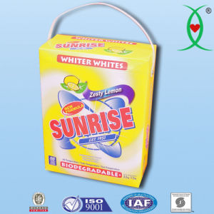 30g 90g 500g 1kg Packing Washing Powder to Ghana pictures & photos