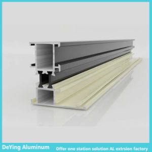 Industrial Aluminum Profile with Different Shapes and Excellent Surface Treatment