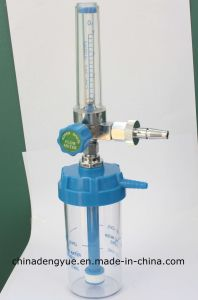 CE Approved Aluminium Alloy Hospital Wall Mount Medical Oxygen Flow Meter pictures & photos